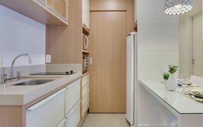 Μικρή κουζίνα- 7 ιδέες+λύσεις